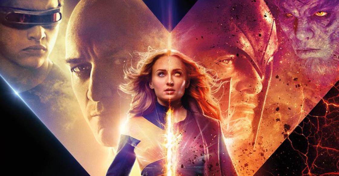 El universo está en peligro con el nuevo tráiler de 'Dark Phoenix'