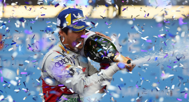 Di Grassi gana el E-Prix de la Fórmula E porque a su oponente se le terminó la batería