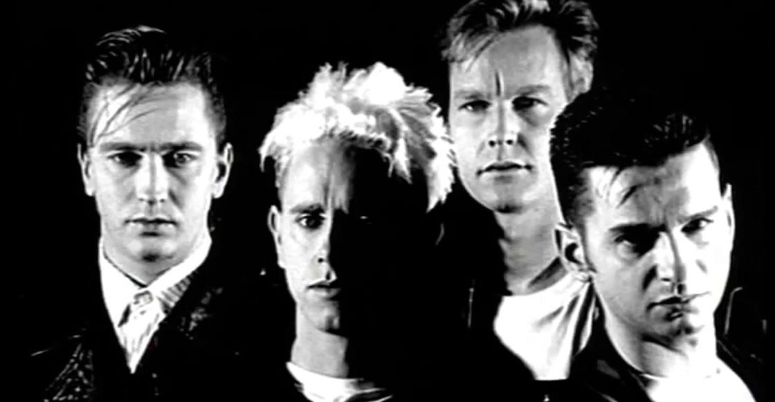 """""""Enjoy The Silence"""": el éxito más grande que Depeche Mode grabó en 2 días"""
