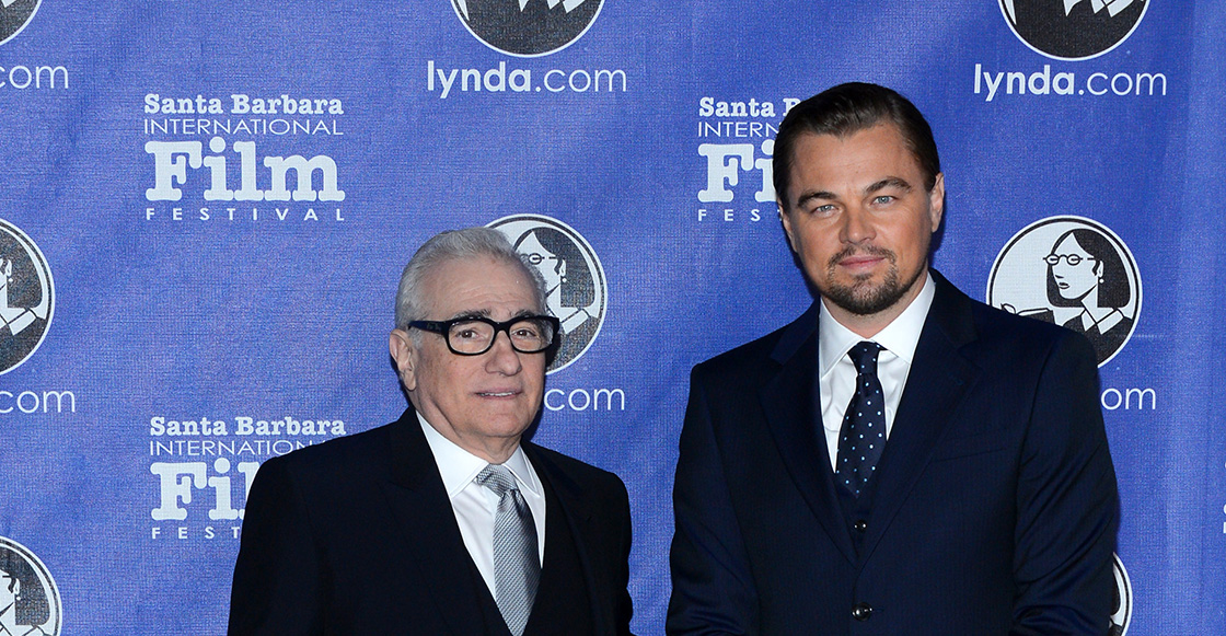DiCaprio y Scorsese producirán The Devil in the White City