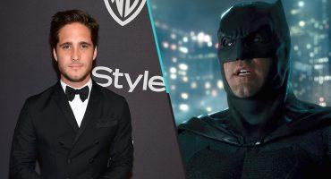 Recordemos el día en que Diego Boneta pudo haberse convertido en Batman