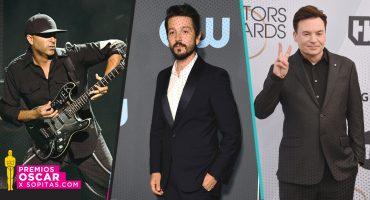 Diego Luna, Tom Morello y más entre los presentadores de los Oscar 2019