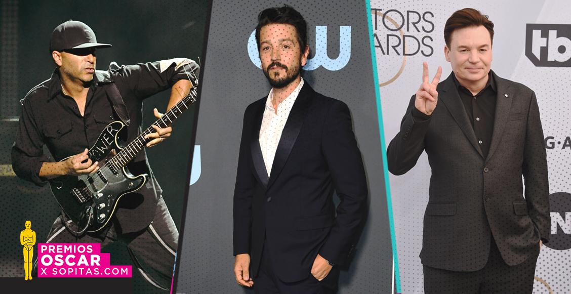 Diego Luna está entre los presentadores de la ceremonia de los Oscar 2019