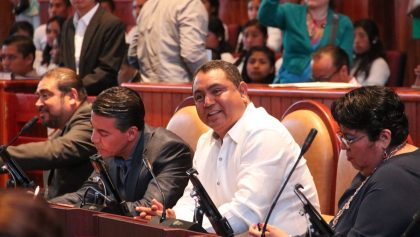 Diputado PRI, Gustavo Díaz S.