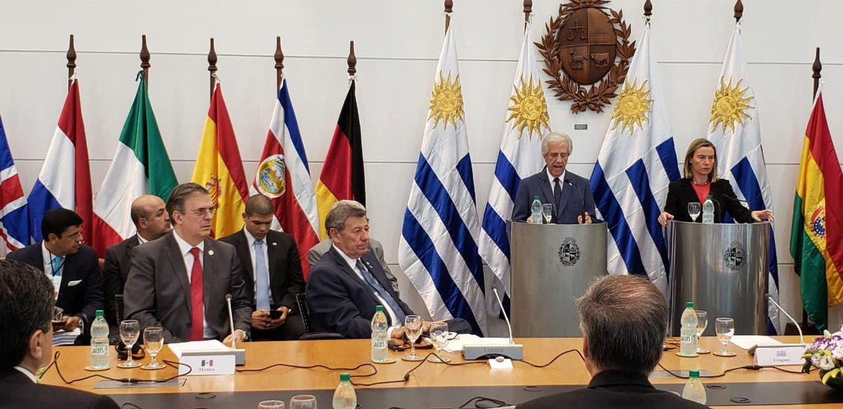 Conferencia países neutrales