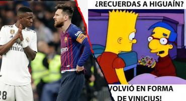 Los memes también golean al Real Madrid y a Vinicius