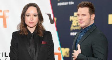 ¿Qué diablos sucede? Ellen Page señala a Chris Pratt por apoyar iglesia anti LGBTQ