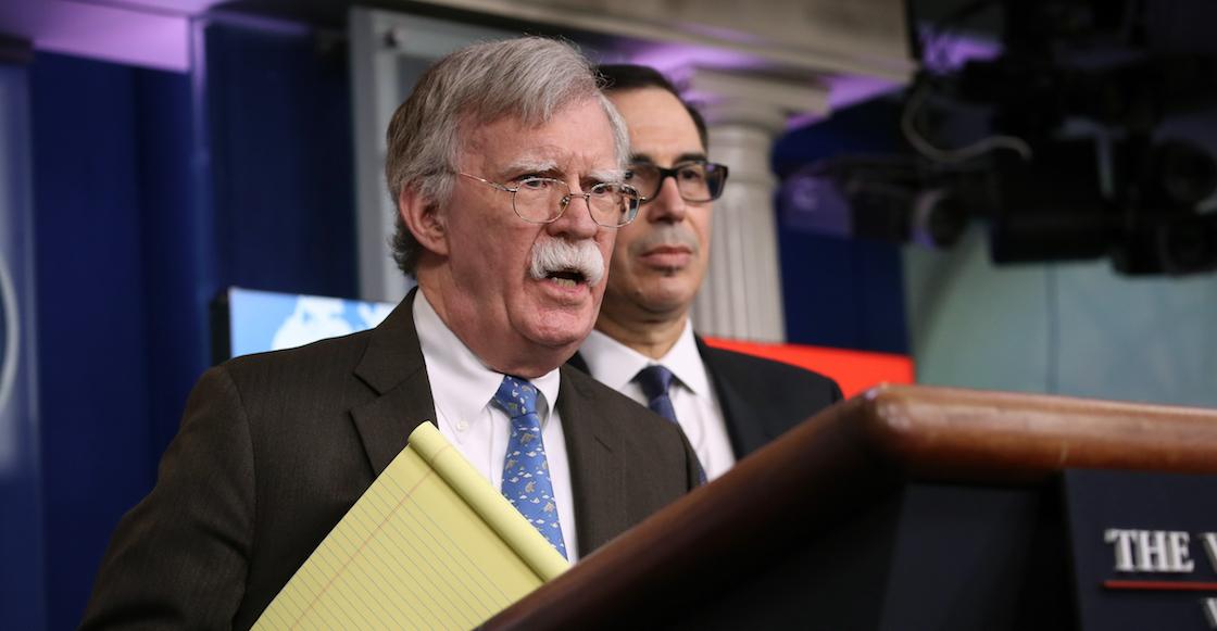 Estados Unidos amenaza a Nicolás Maduro con mandarlo a Guantánamo