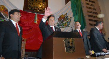 Detienen a Jorge Torres López, exgobernador de Coahuila, por lavado de dinero