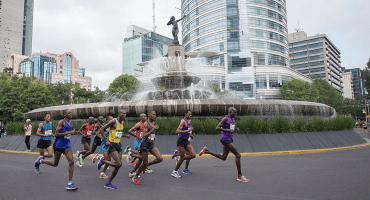 Ya hay fechas para el maratón y medio maratón de la CDMX