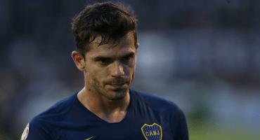 Gago dejará a Boca, dos meses después de romperse el tendón de Aquiles