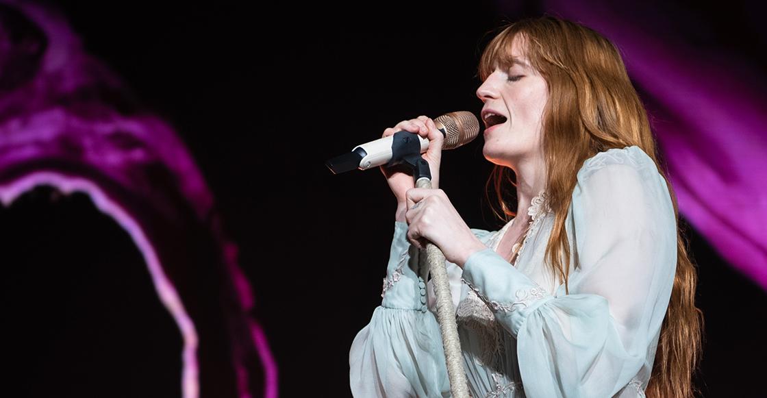 You've got the love: ¡Florence + The Machine regresa a México después de 7 años!