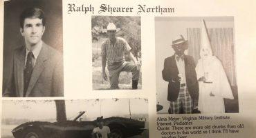 Se arma el escándalo en Virginia por una foto racista del gobernador