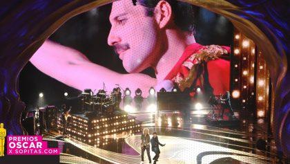 Así fue el homenaje de Queen a Freddie Mercury en los Oscar 2019