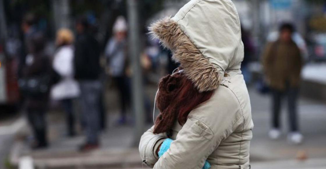 Ni va a hacer frío, decían: Alcaldías de CDMX tendrán temperaturas de hasta 1º C