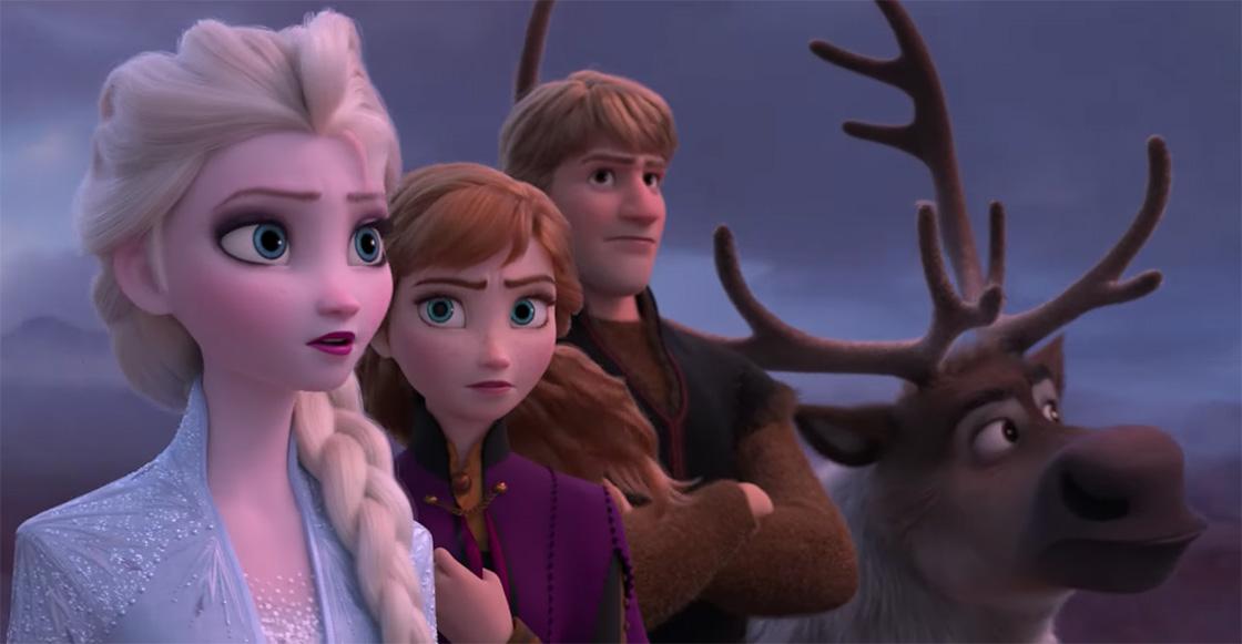 Let It Go 2.0: Checa el 'incomprensible' primer teaser tráiler de 'Frozen 2'