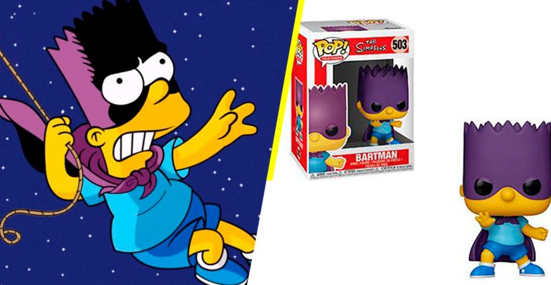 Porque nunca hay suficientes: ¡Mira los Funkos de Los Simpson!