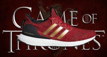 Sneakers are coming! Así lucen todos los tenis que Adidas lanzará de 'Game of Thrones'