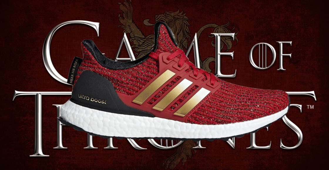 Sneakers are coming! Así lucen todos los tenis que Adidas lanzará de 'Game of Thrones'