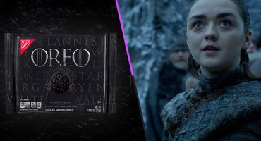 Cookies are coming: Oreo pelea por el trono con galletas de 'Game of Thrones'