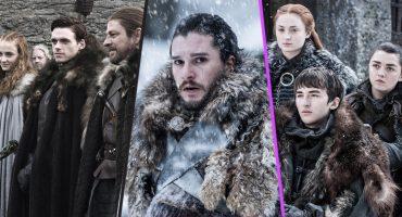 Rumbo a 'Game of Thrones': ¿Cuántos capítulos debes ver a partir de hoy para llegar al estreno?