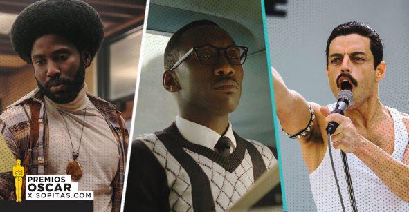 Van las fechas: Cómo y cuándo ver las películas ganadoras del Oscar 2019