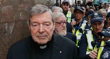 George Pell, número tres en El Vaticano, es hallado culpable de abuso de menores