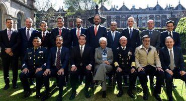 Gobernadores del PRI se cuadran con la Guardia Nacional y la apoyan públicamente