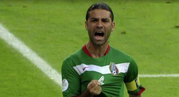 Recordemos los 3 goles de Rafa Márquez en mundiales que hicieron vibrar a México