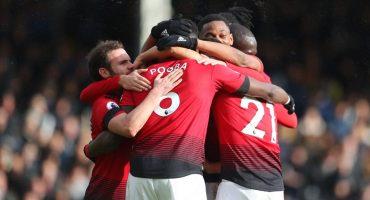 Manchester United se encamina a la Champions con victoria sobre el Fulham