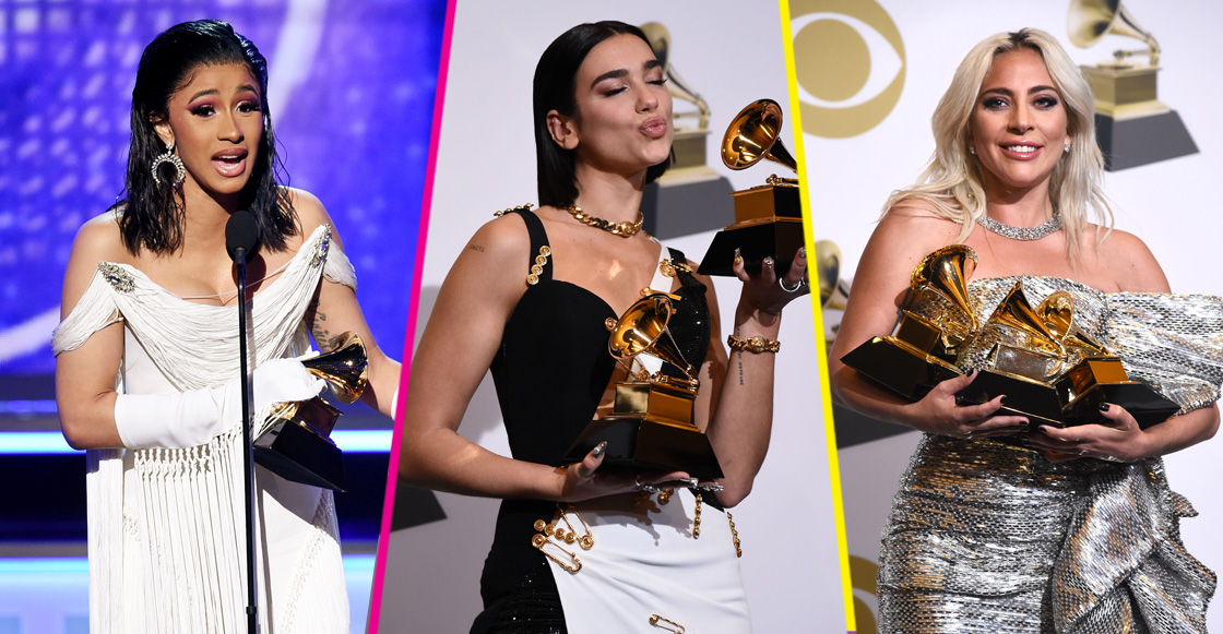 Woman power! Estos son los ganadores de los Grammy 2019