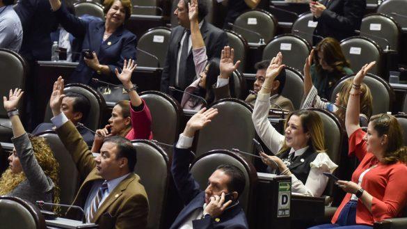 Diputados aprueban la creación de la Guardia Nacional; ahora toca a Congresos locales
