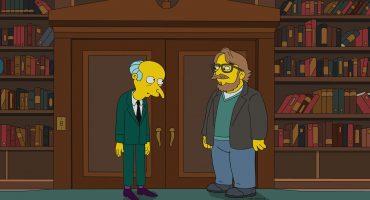 ¡Paren todo porque Guillermo del Toro va a salir en Los Simpsons!