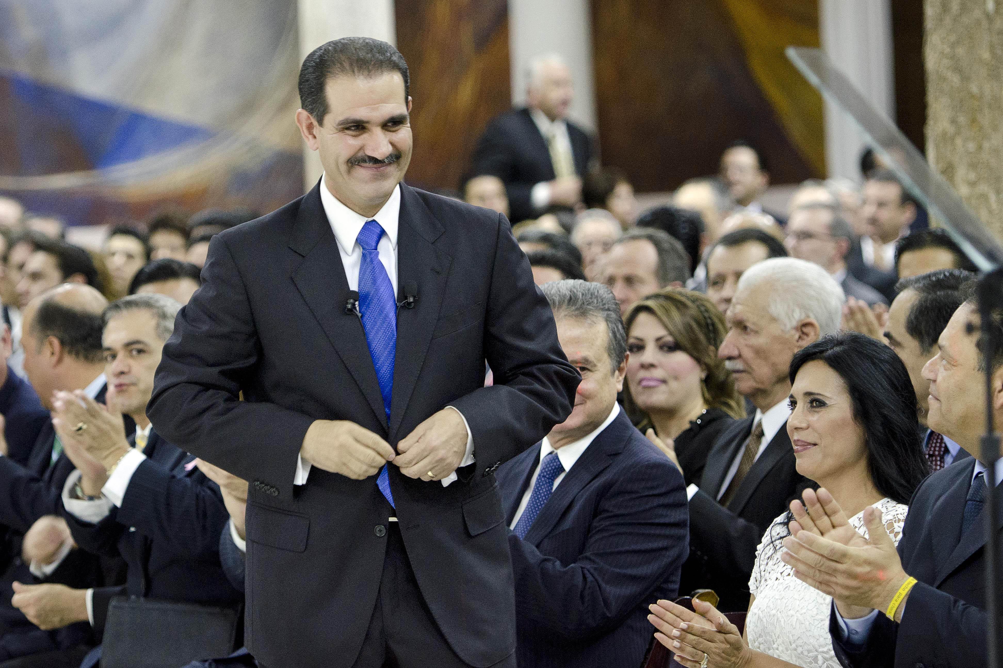 ¡Milagro de inicio de febrero! Guillermo Padrés con un pie fuera del Reclusorio Oriente