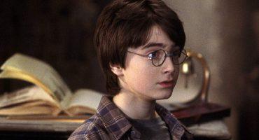 Daniel Radcliffe abrió la cámara de los secretos y reveló uno de las grabaciones de 'Harry Potter'