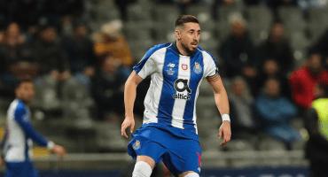 ¡Guapo y salvador! Héctor Herrera evitó la derrota del Porto con un gol en el agregado