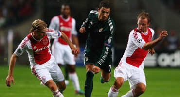 Champions League: Ajax no le gana al Real Madrid en Holanda desde hace 23 años