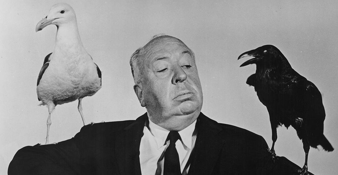 Lánzate gratis a la exposición de Hitchcock en la Cineteca Nacional