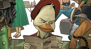 Marvel y Hulu buscan lanzar una serie animada de 'Howard the Duck'