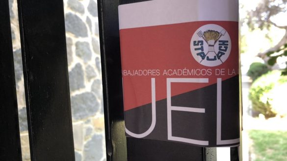 Huelga en Universidad Autónoma Chapingo