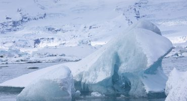 Iceberg del doble de tamaño de Nueva York, se desprenderá de la Antártida