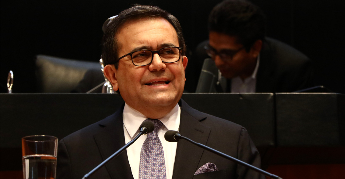 Ildefonso Guajardo confiesa que aspira a ser gobernador de Nuevo León