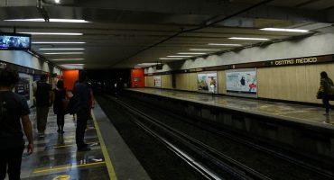 Detienen a dos hombres en metro Centro Médico por intento de secuestro