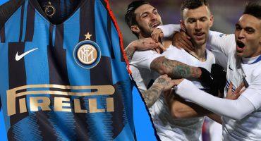La playera especial del Inter con '10 diseños' que usará en el Derbi ante Milan