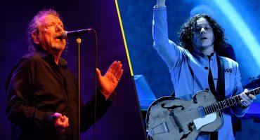 Jack White hace una playlist de aniversario con lo mejor de Led Zeppelin