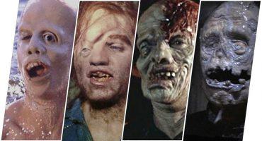¡Ay nanita! Así ha evolucionado el rostro desenmascarado de Jason Voorhees