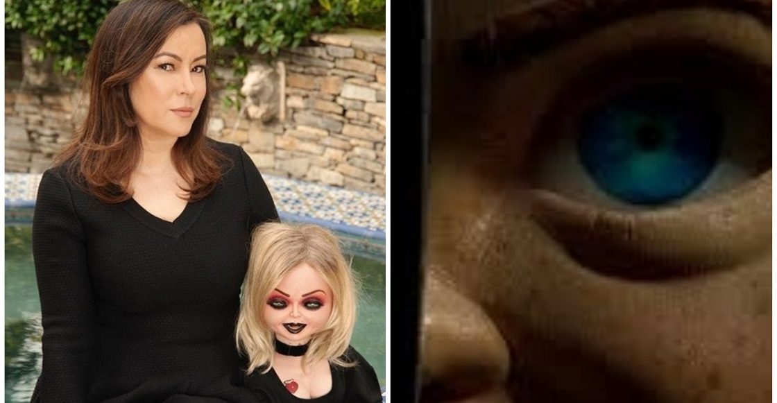 Reacción de Jennifer Tilly a Child's Play