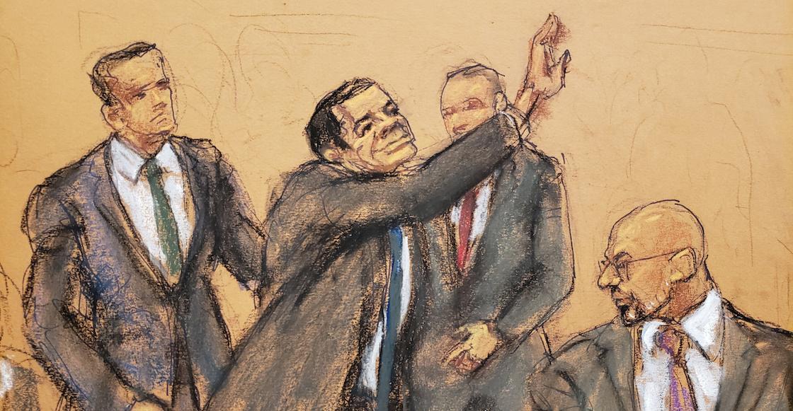 #Chapo Libre: La violación en el proceso que podría invalidar el juicio del Chapo Guzman