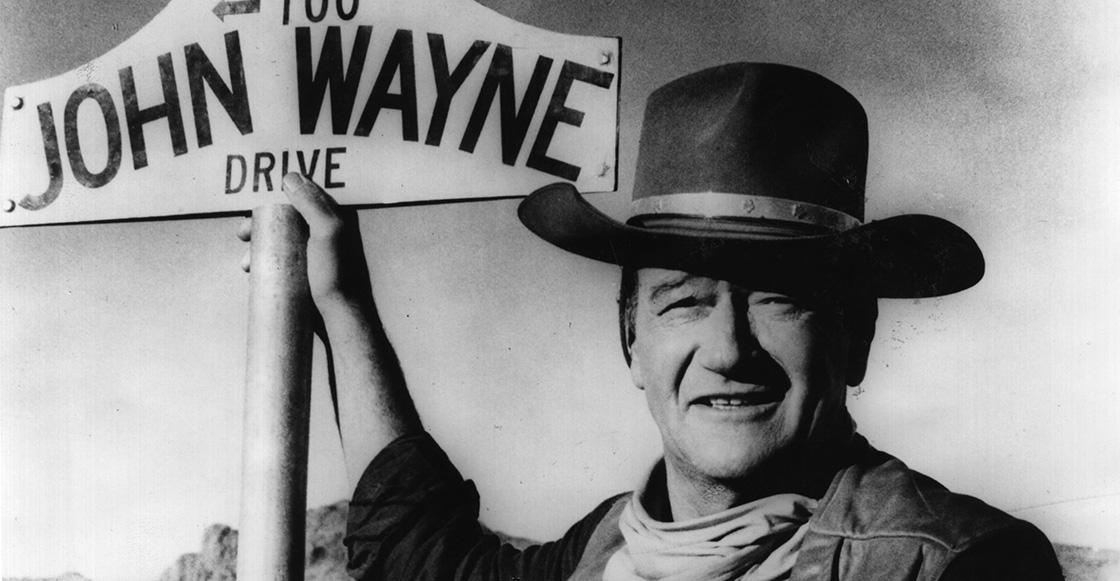 Sale a la luz entrevista con el icónico actor John Wayne y sus ideologías nazi
