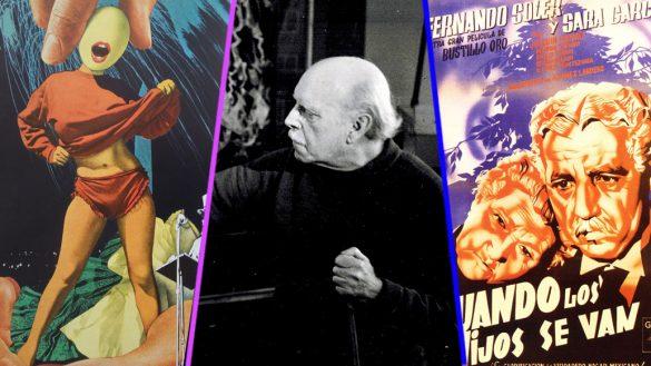 ¡Lánzate a la exposición de Josep Renau en Casa del Lago de la UNAM!